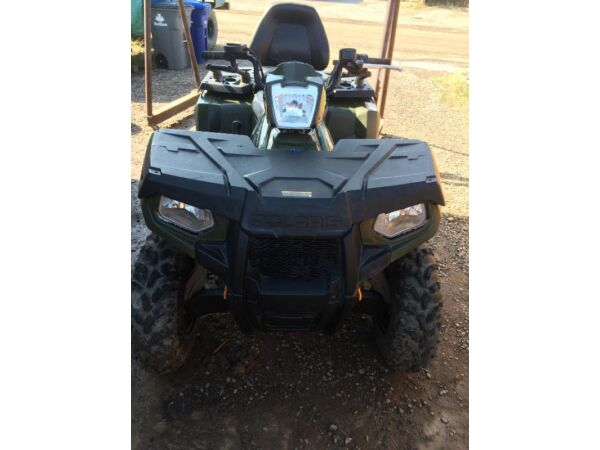 Used 2012 Polaris 500 HO Touring