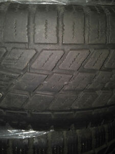 Winter tires -used Cornwall Ontario image 4