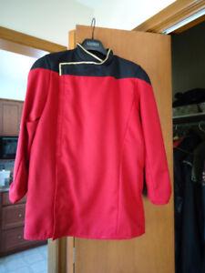 Fan Made Star Trek Next Generation Uniform for Sale