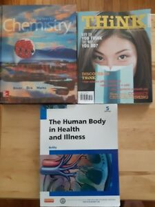 Textbooks from College!