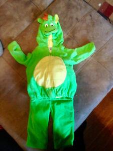 6-9month dragon costume