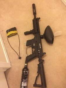TPN Sierra one paintball marker mint condition
