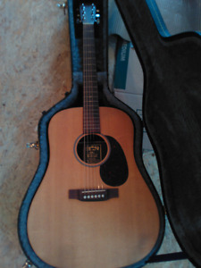 NEW PRICE: Martin DX1 acoustic