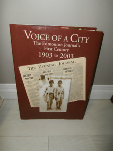Voice of a City - Edmonton Journal's First Century