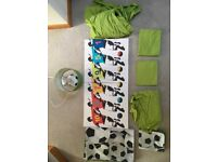 Football themed bedroom accessories