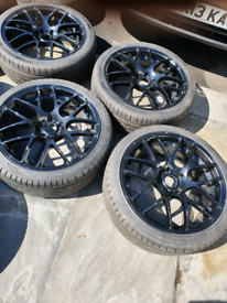 """20"""" Multifit Alloy wheels"""