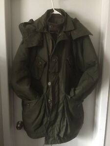Extreme Cold Weather Combat Winter Parka Coat Size Large London Ontario image 1