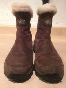 Women's The North Face Waterproof Winter Boots Size 8 London Ontario image 5