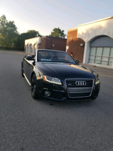 Convertible Audi A5 -Very Good condition-Safety Certified