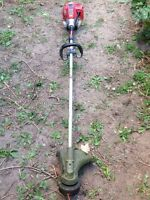 Shindaiwa grass trimmer