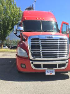 Cascadia Freightliner