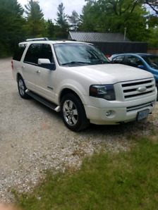 2008 ford expedition 4x4 8500 obo or trade