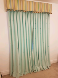 Kids curtains and pelmet