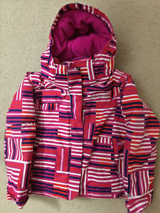 Columbia Omni Heat Insulated Winter Jacket - Size XXS 4-5T