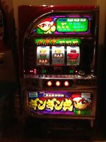 Slot Machine Machine Japanese EXCELLENT CONDITION