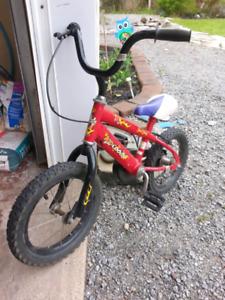 """Kids 14"""" Bike"""