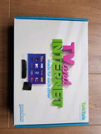 Talktalk youview TV box