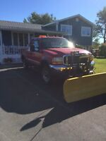 2002 Ford F-250 SD Pickup Truck
