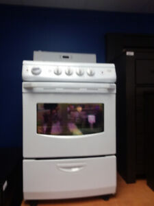 """GE Apartment Size Electric Stove - 24"""""""