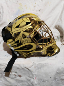 Goalie Helmet SR. (Ice Hockey)