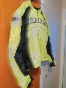 JOE ROCKET JACKET WITH ARMOUR SIZE L WORN ONLY 2 TIMES Windsor Region Ontario image 2
