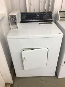 WASHERS AND DRYERS - COIN OPERATED