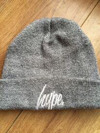 Hype Grey Beanie Hat