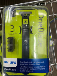 Philips OneBlade Trimmer and Shaver (QP2520/21)