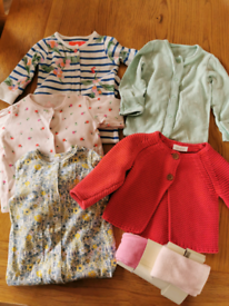 0-3 months Baby Girl clothes Bundle Joules, Next, F&F