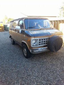 1984 Chevy hippy/camper Van!!