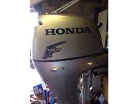HONDA 10hp outboard