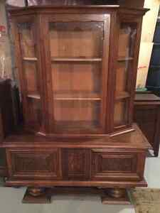 Antique buy or sell hutchs display cabinets in Pantry cabinet edmonton