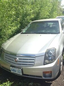 Great deal! 2006 Cadillac CTS 12000km
