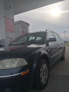 2003 Volkswagen Passat GLS Wagon