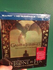 Game Of Thrones Season 5 Blu-ray still in plastic/Brand new