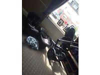 Joolz delux pram travel system 3 way! Car seat carry cot & pram chair