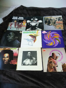 Vinyl records for sale!