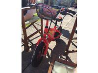 Lightening bike