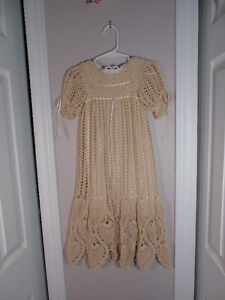 Victorian Christening Gown 0-6 mths NEW