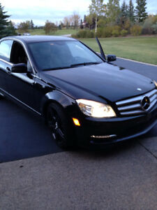 2011 Mercedes-Benz C300 4matic