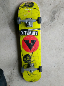 Airwalk skateboard