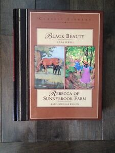 CLASSIC LIBRARY-BLACK BEAUTY-ANNA SEWELL