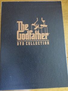 """""""The Godfather"""" DVD Collection"""