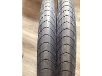 Schwalbe big apple 28x2,35 / 700x2,35 bike tyres new