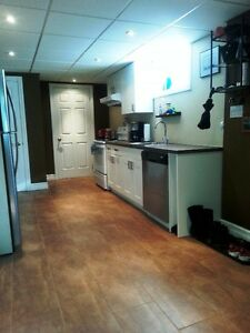 1 BR Lawrence & Brimley - separate entrance