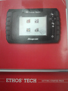Snap on ETHOS Tech scan tool