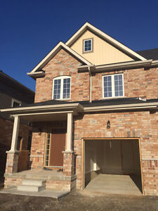 Brand new 4 bed, 2000 sqft, semi detached for rent