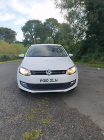 2014 White Volkswagon Polo Match Edition 1.2 3 Door