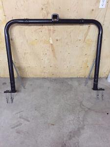Monture pour support à vélo