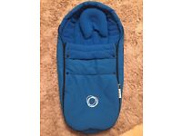 Bugaboo Royal blue cacoon